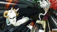 Capricorn fights Hades