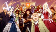 All Fairy Tail members