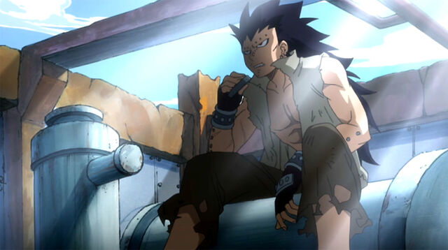 File:Gajeel alone.jpg