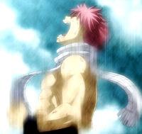Natsu's roar