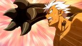 Beast Arm: Jet Black Sword