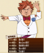 Ichiya's render in GKD