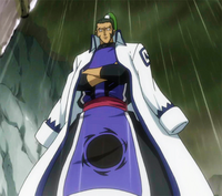 Anime Appearance of Bluenote