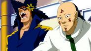 Vanish Brothers annoyed