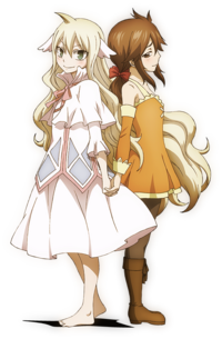Mavis and Zera