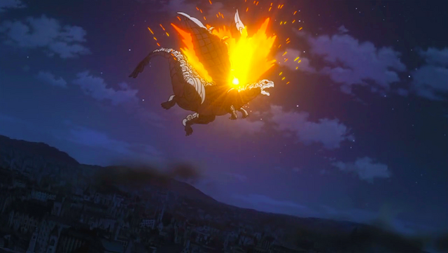 File:Motherglare attacked by Natsu.png