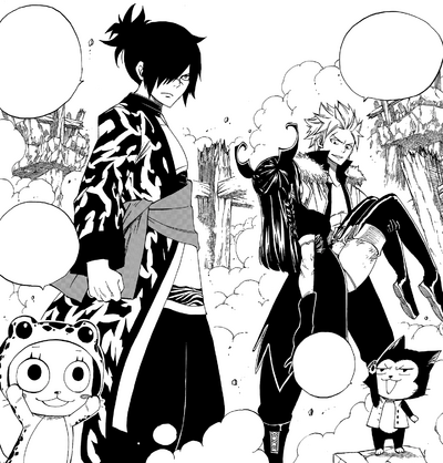 Sting and Rogue rescue Minerva
