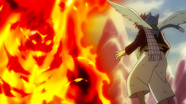 File:Natsu and Happy talk to Atlas Flame.png