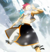 Natsu and Happy searching for Macao