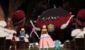 Byro Cracy appears before Natsu's Group