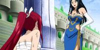 Erza Scarlet vs. Minerva Orland