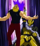 Alexei attacks Laxus