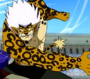 Elfman Beast Soul Weretiger