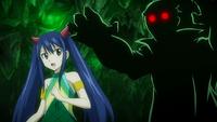 Uosuke appears behind Wendy