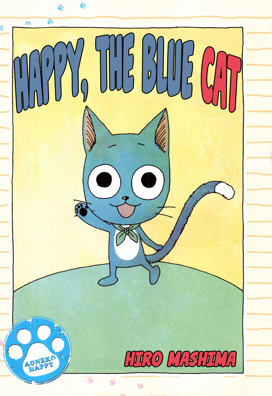 Happy the Blue Cat Fairy Tail Wiki