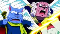 Muganto and Mysdroy shocked