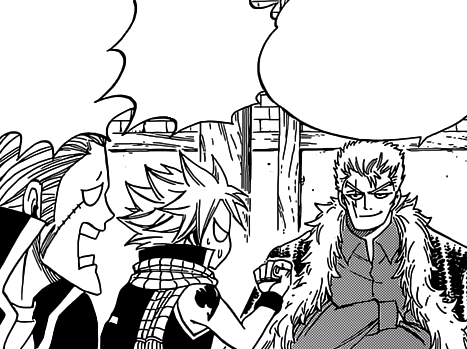 File:Laxus picks Natsu and Elfman.png