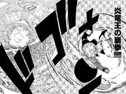 Natsu defeats Jacob