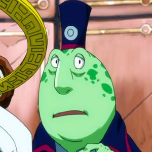 Serena Anime Mugshot