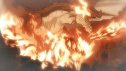 Atlas Flame remembers Igneel