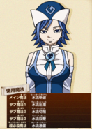 Juvia's render in GKD