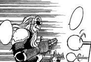"Hades Firing ""Bullets"""