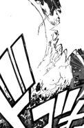 Natsu's Lightning Fire Dragon's Roar