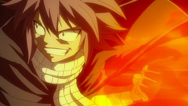 File:Natsu attacks the Mages.png