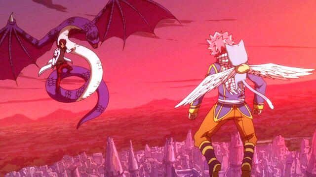 File:Natsu and Cobra converse.JPG