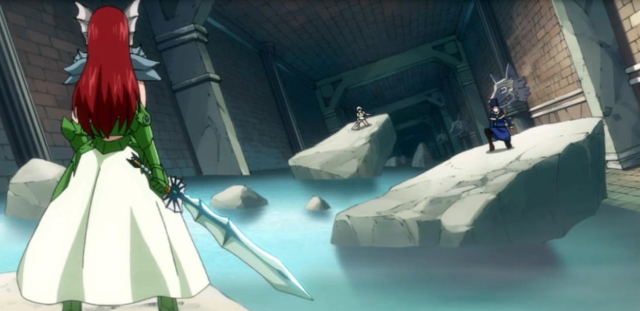 Fairy Tail Erza Sea Empress Armor ... vs. Erza Scarlet.j...