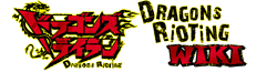 Dragons Rioting Logo