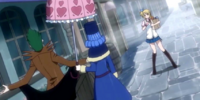 Abduction of Lucy Heartfilia!