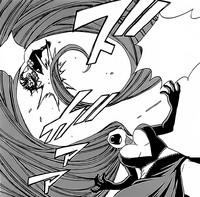 Flare's vengeful strike