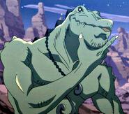 Lizardman (Macao Version)
