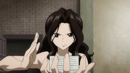 Cana saves Fairy Tail
