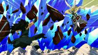 Bustermarm Sword destroyed