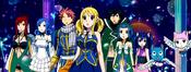 FT members in Celestial World
