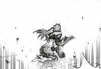 Erza hugs Jellal (manga)