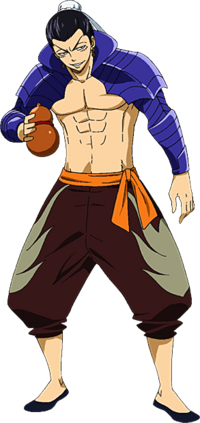 Bacchus Groh Fairy Tail Wiki Fandom Powered By Wikia