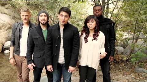 Official Video Carol of the Bells - Pentatonix