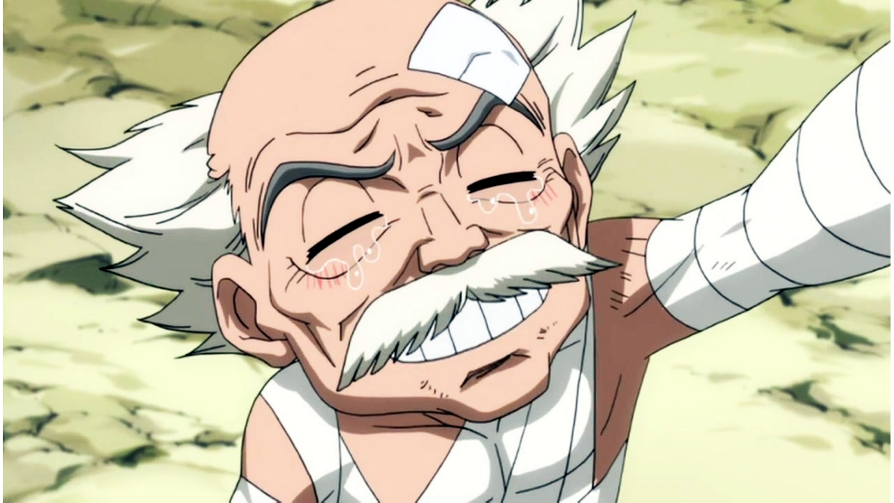 Image result for makarov fairy tail