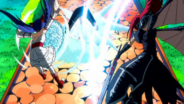 File:Erza, Wendy and Gray attacks Samuel.png