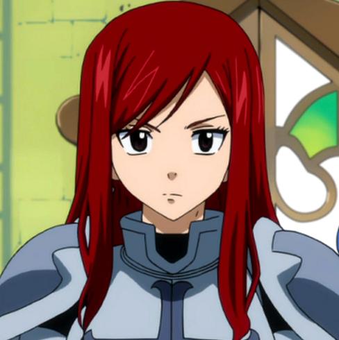 Erza Scarlet | Fairy Tail Wiki | Fandom powered by Wikia