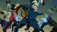 Elfman and Vijeeter vs. Phantom Lord Mages