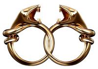 Cobra rings