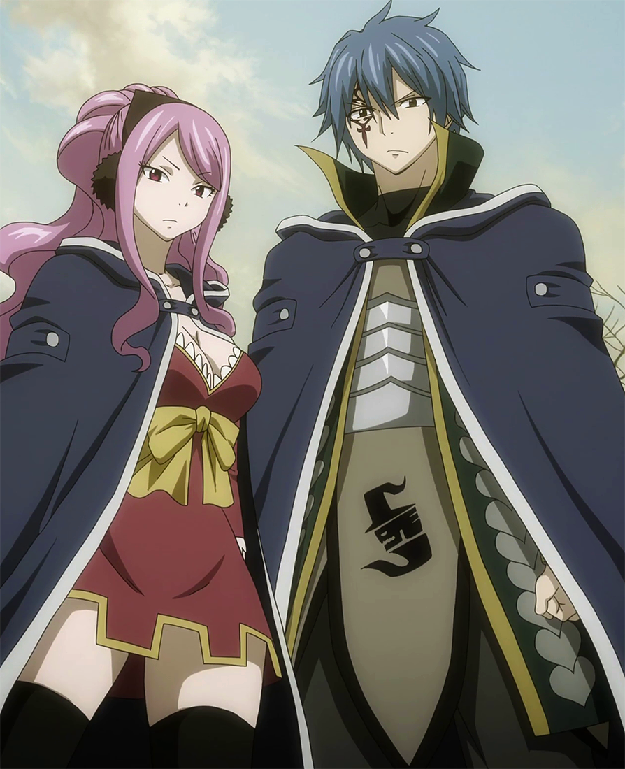 Image - Jellal and Meredy invite Rustyrose.png   Fairy ...