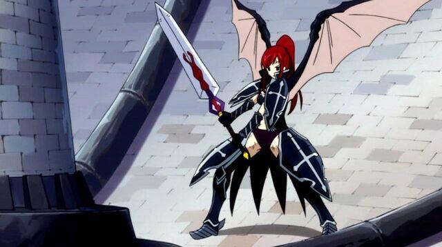 File:Erza in Black Wing Armor.jpg