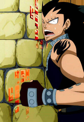 File:Gajeel stuck.jpg