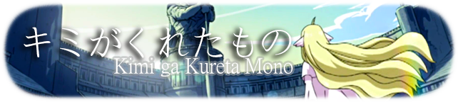TMITA - Kimi ga Kureta Mono