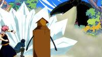 Ice Make Shield vs. Angelica Gas